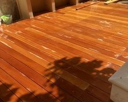 Construction terrasse bois - Marseille - 13ème - PACA - Alliance Groupes Construction