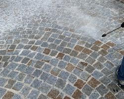 Pose de pavés, maçonnerie - Marseille - 13ème - PACA - Alliance Groupes Construction